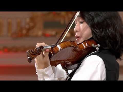 Ryosuke Suho plays Mozart and Bach - Stage 3 - International H. Wieniawski Violin Competition STEREO