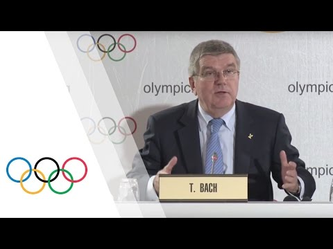 IOC President's closing press conference