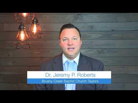 Dr. Jeremy Roberts' Endorsement of Ken Hemphill for SBC President