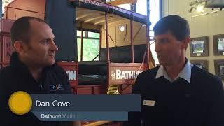 Why Leave Town Interview: Bathurst Visitor Information Centre
