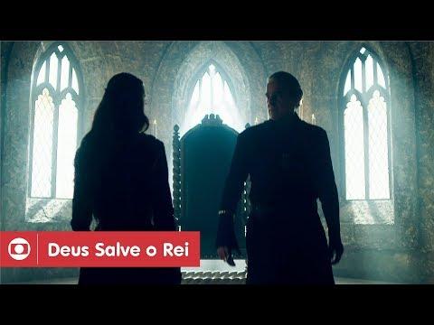 Deus Salve O Rei: capítulo 123 da novela, sexta, 1 de junho, na Globo
