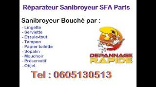Plombier Sanibroyeur Tel 0605130513(Toilette sanibroyeur bouché - 0605130513 - debouchage toilette électrique bouché, prix debouchage wc plombier, debouchage sanibroyeur, Dépannage ..., 2011-07-03T12:07:17.000Z)