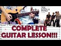 Biglaan - 6Cyclemind(Complete Guitar Lesson/Cover)with Chords and Tab