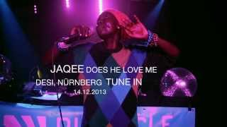Jaqee - Does He Love Me - Live @ Tune In, Desi - Nürnberg