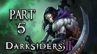Darksiders 2 Walkthrough - Part 5 Glowing Blue Balls Let