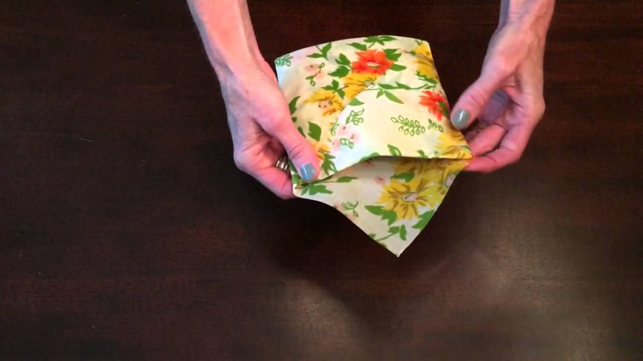 How to make a lettuce wrap that won't fall apart.