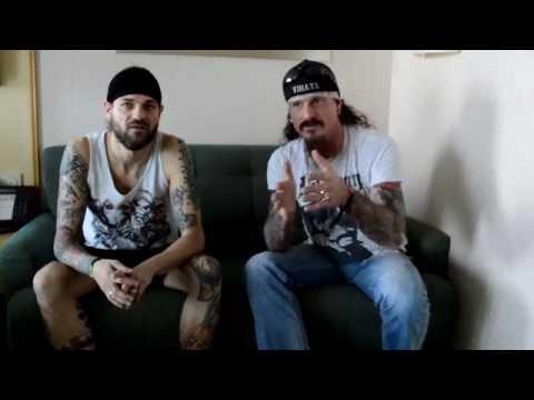 Iced Earth Interview with Stu Block & Jon Schaffer on the Positive Impact of Music - Rock Heart #012