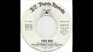 The Canterbury Music Festival - Poor Man (1968)