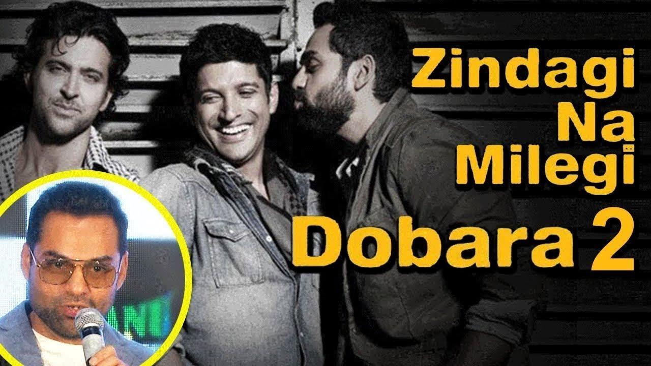 Zindagi Na Milegi Dobara 2 Official Trailer | Hrithik ...