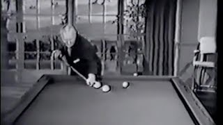 Some of The Very First Billiards Lessons | Vintage Pool & Billiards
