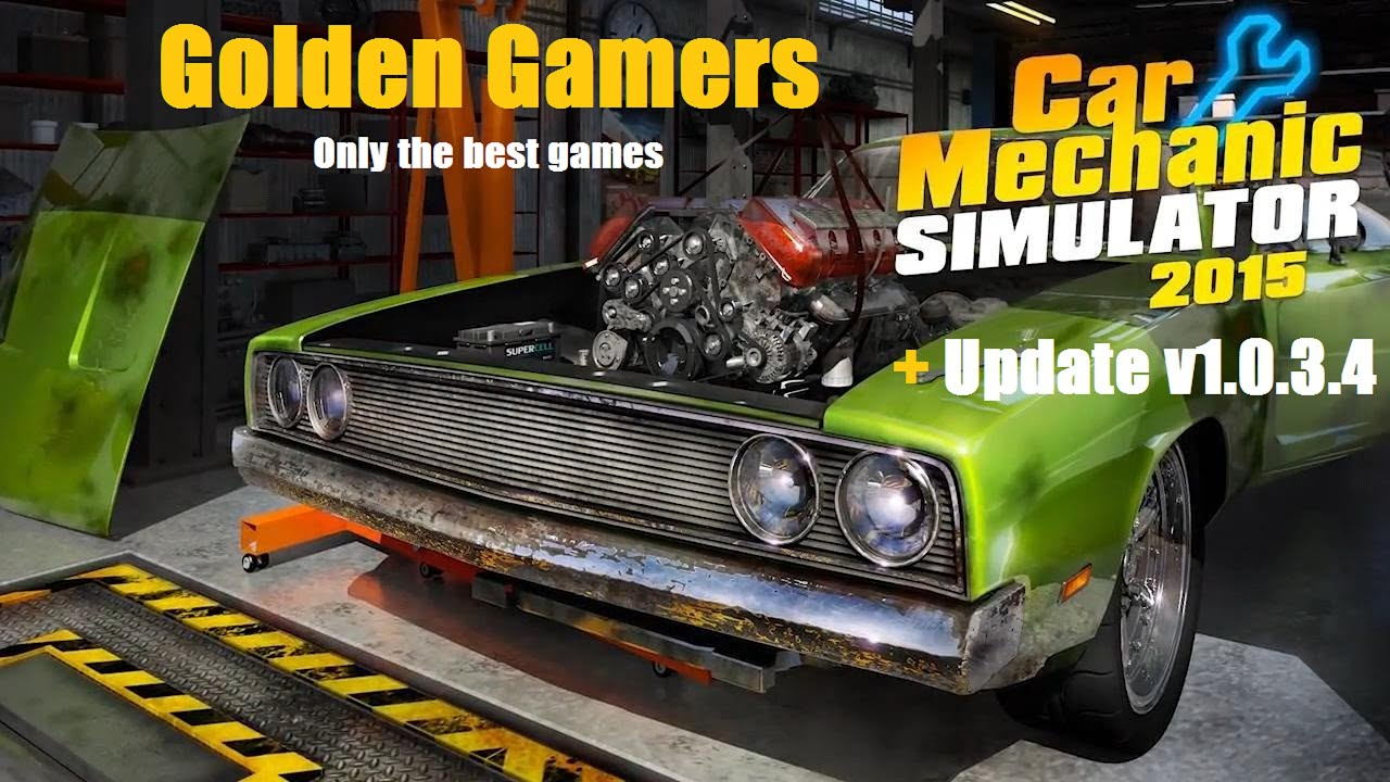 How To Get Car Mechanic Simulator  Update