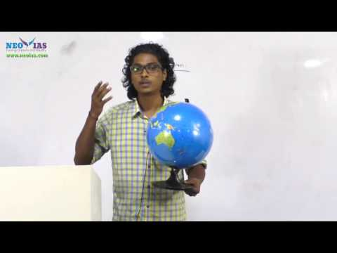 Rotation and Revolution of the Earth | Geography for UPSC PRELIMS 2017 | NEO IAS