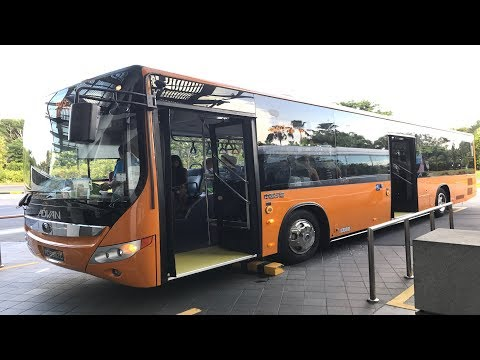 PC5982C Yutong ZK6126HGA (Sentosa Buses) (Service A) (FULL TRIP)