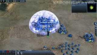 Supreme Commander 2 - Full Tutorial - Part 1/2 - PC Gameplay