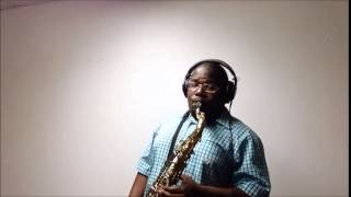 """All My Life"" by K-Ci & JoJo, Instrumental Sax Cover by Jamal Riley"