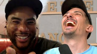 Charlamagne Loses His Mind Over Small D!cks | Charlamagne Tha God and Andrew Schulz