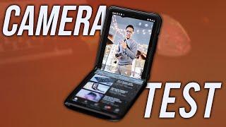Samsung Galaxy Z Flip Camera Review: $1380 Photos?!