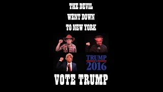 Dave Bibby - The Devil Went Down to New York