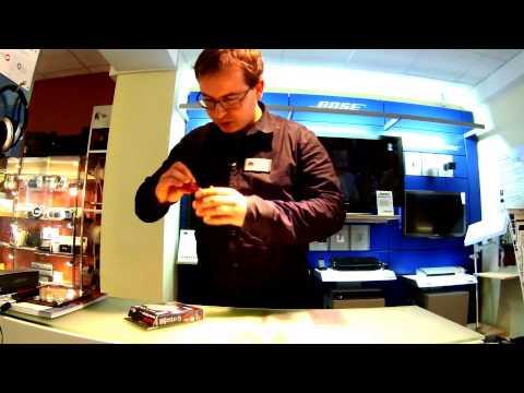 Funkhaus Highlights: Sandisk Sansa Clip Zip mp3 Player