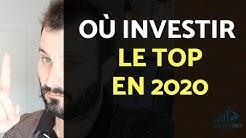 INVESTIR EN BOURSE EN 2020 : Mon Top Actions à Acheter