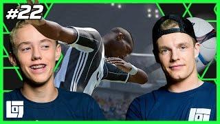 FIFA 17 met Enzo en Quin | 1V1 | LOGNL #22