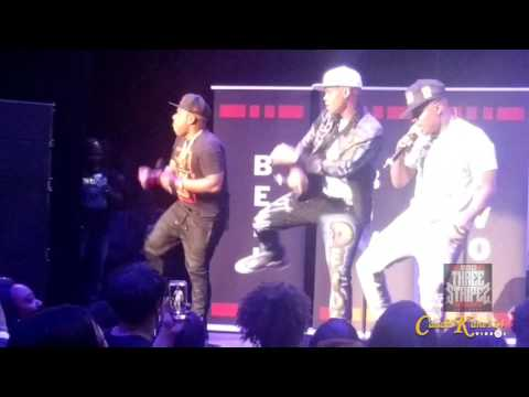 "Bell Biv DeVoe @ Three Stripes Tour NYC - ""I THOUGHT IT WAS ME"""