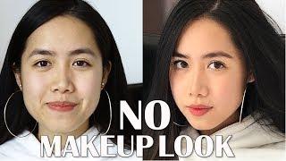 No Makeup Look   Trang Điểm Đi Học   Back To School 2017 ♡ MINA NGUYEN
