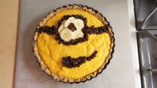 Minion Despicable Me 2 Tart Recipe (8.8.13 - Day 3)