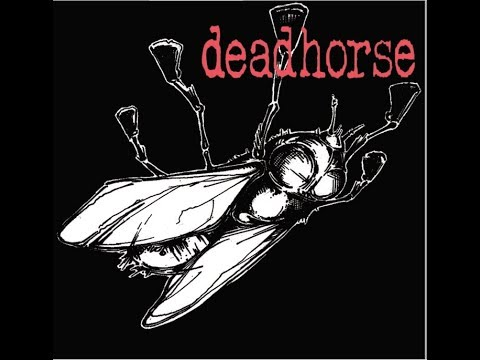 Dead Horse Peaceful Death & Pretty Flower