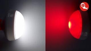 REXSO R1 - LED светильник в виде гриба для активного отдыха | Посылка из Китая