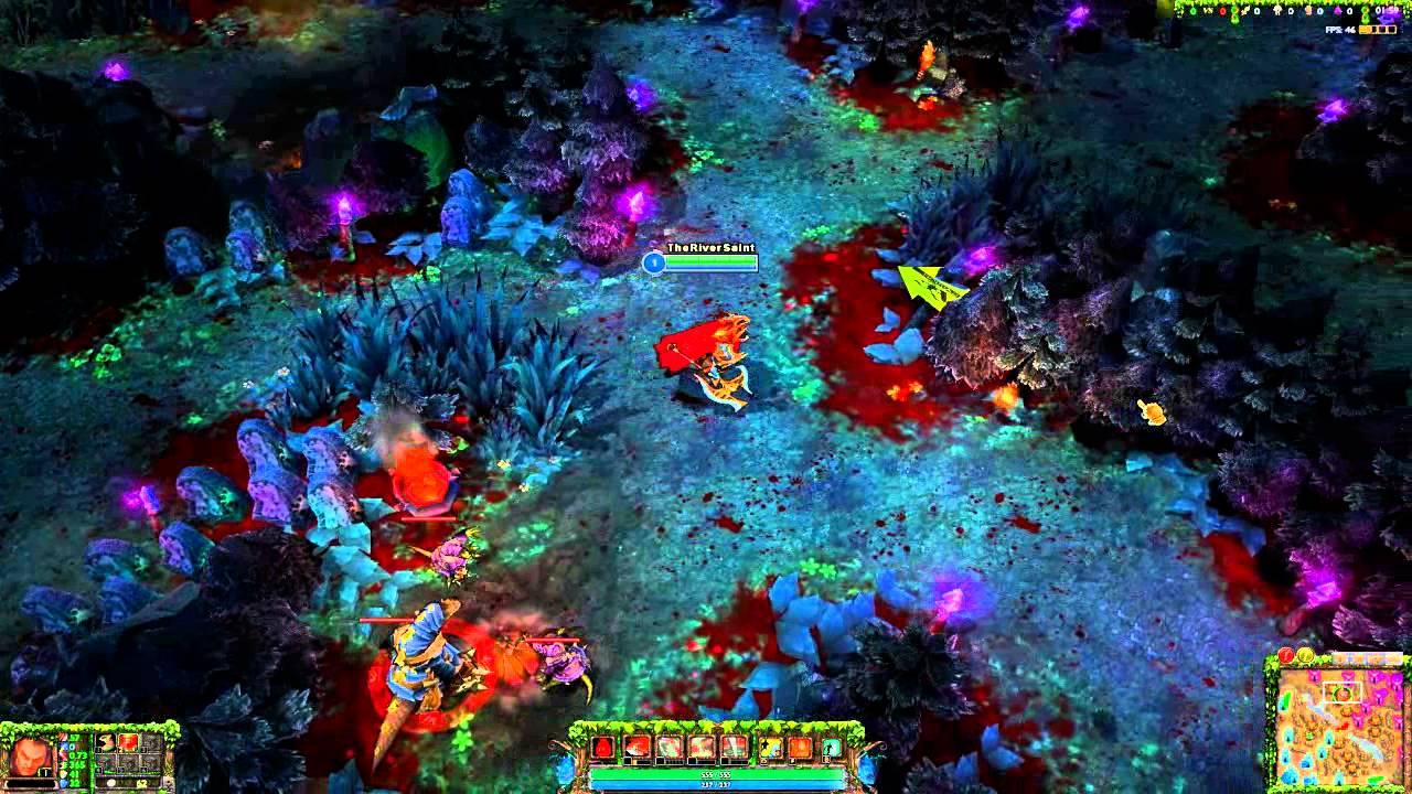 Map Mod Week 3 || Noxian Rift || League of Legends