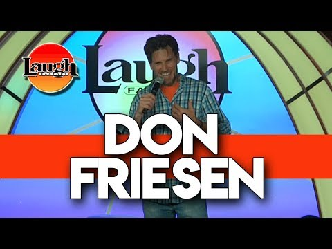 Don Friesen | Kids in College | Laugh Factory Stand Up Comedy