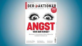 DER AKTIONÄR Nr 3519 Fünf krisenfeste Aktien