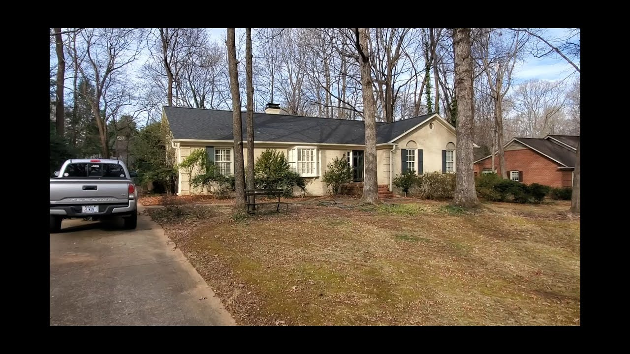 We purchased this House in Greensboro from Motivated Seller!