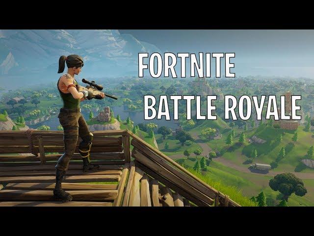 Fortnite Battle Royale: Crazy Grenade Play W/ALIA INTRO MUSIC