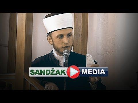 """HUTBA - Samir ef. Murić, """"Čalap Verdi"""" džamija, 02.03.2018."""
