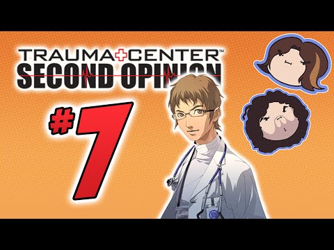 Trauma Center Second Opinion: Invisible Touches - PART 7 - Game Grumps  