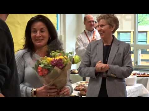 Ridgefield Public Schools Surprises Teacher of the Year