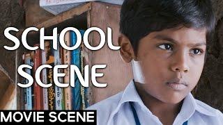 Appa - School Scene | Samuthirakani | Thambi Ramaiah | Ilaiyaraaja