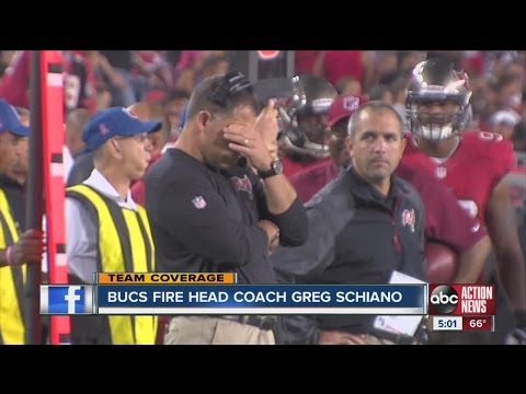 Team Coverage: Tampa Bay Buccaneers fire head coach Greg Schiano, general manager Mark Dominik