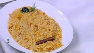 أرز بالجزر والتوابل#علي_قد_الايد #نجلاء_الشرشابي #cbcsofra