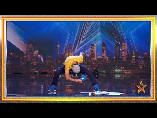 ¿Quién decía que el diábolo era un juego de niños? | Audiciones 4 | Got Talent España 2019