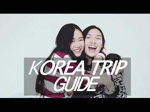 KOREA TRIP GUIDE - MDNBLOG