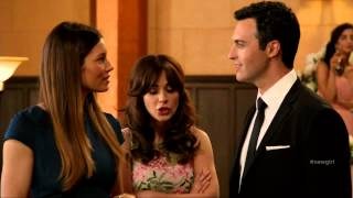 Jessica Biel in New Girl part 1