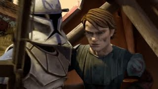 Rex Remembers Anakin and the Clone Wars