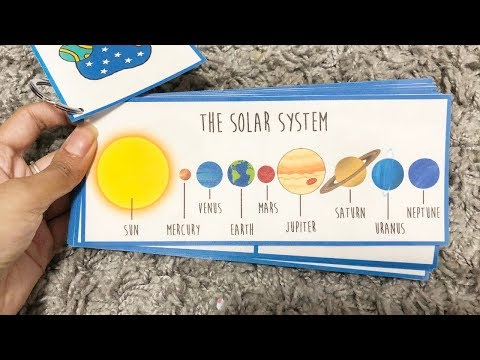 The Solar System Activity Book | Fun Activities For Toddlers