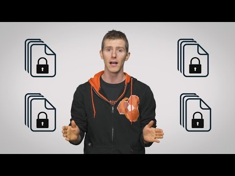 How Does Individual File Encryption Work?