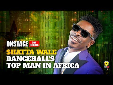 Shatta Wale: Africa's Dancehall Top Man.