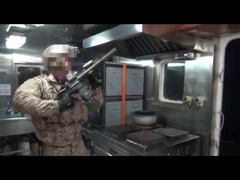 Joint Israeli Navy and U.S. Navy Seals Exercise
