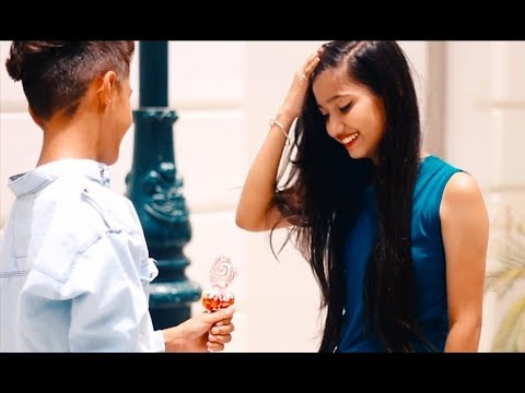 👰Banja Tu meri Rani  | Cute School Couple Video | New Whatsapp Status 2018 |